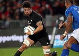 RugbyU: Mumps hits New Zealand's again, Savea isolated