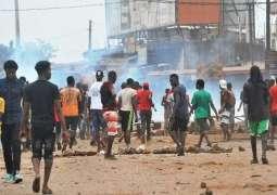 Guinea cracks down on media as education strike grinds on