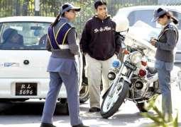 Dozens of vehicles fined on violation