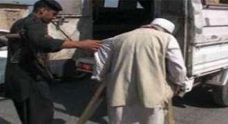 پشاور وچ بھیکھ منگن اُتے پابندی لا دتی گئی