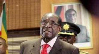 African Union welcomes Mugabe resignation
