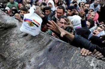 13 mln Syrians need aid despite violence drop: UN