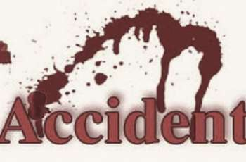 Two killed in bus-car collision