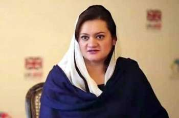 Nawaz Sharif appearing before court in false cases to fulfill his pledge with people: Marriyum