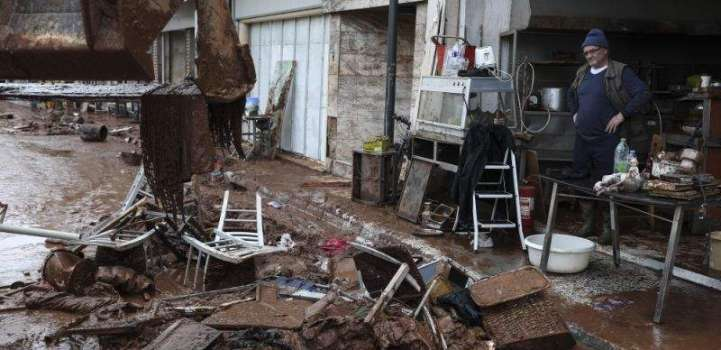 Greek flood death toll rises to 21