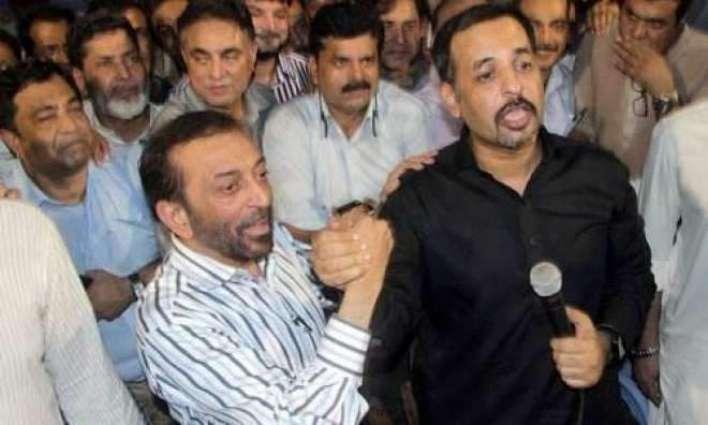 تحریک انصاف نے ایم کیو ایم تے پی ایس پی دے اتحاددی مخالفت کر دتی