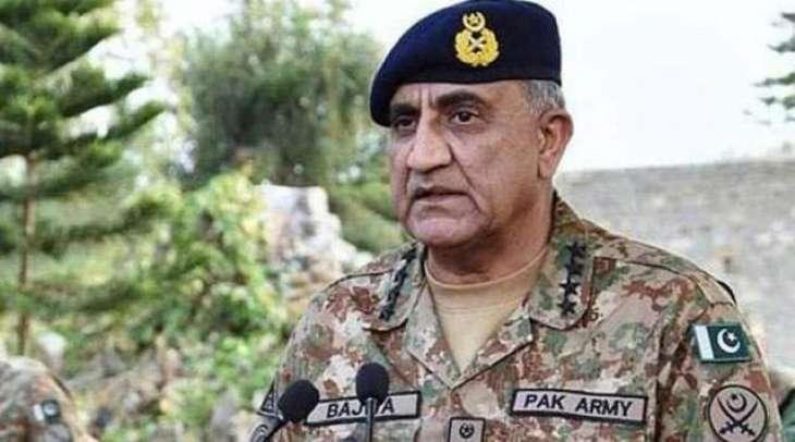 دنیا دی کوئی طاقت پاکستان دے وجود نوں ختم نہیں کر سکدی: جنرل قمر جاوید باجوہ