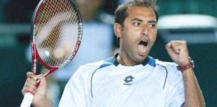 Eight matches decided in All Pakistan Open tennis