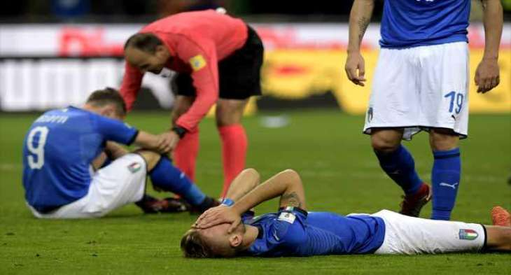 Football: Heartbroken Italians demand answers after World Cup 'apocalypse'