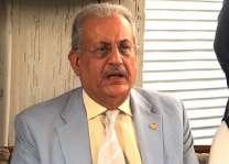 رئيس مجلس الشيوخ الباكستاني يلتقي القيادات الأردنية