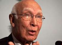 Pak-China ties have become model of state-to-state relations: Sartaj