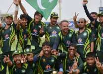 18-member Pakistan squad named for World Cup Cricket for Blind