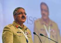 رئيس هيئة الأركان المشتركة للقوات المسلحة الباكستانية يشارك في حوار المنامة