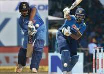 Cricket: India v Sri Lanka second ODI scoreboard