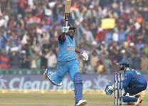 Cricket: India beat Sri Lanka by 141 runs in 2nd ODI