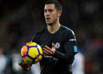 Football: Champions League hurting Chelsea's chances - Hazard