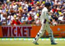 Australia 88 for two at tea in third Test