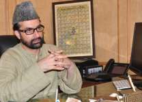 Mirwaiz hails OIC's call on Jerusalem, seeks same for Kashmir