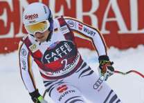 Alpine skiing: Ferstl earns surprise Val Gardena super-G win