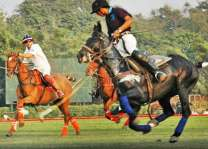 Master Paints in final of BoP Polo Tournament