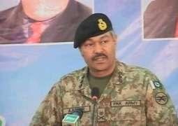Commander Lahore Corps visits Special Children School