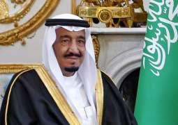 خادم حرمین شریفین شاہ سلمان اتے ابوظہبی دے ولی عہددی ملاقات