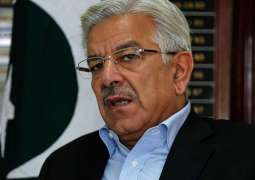 Election campaign to start next month: Khawaja Asif
