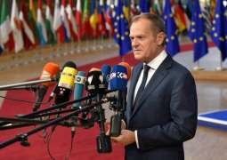 EU leaders agree to roll over Russia sanctions: Tusk