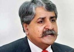 قومی اسمبلی اجلاس؛ اپوزیشن دا فاٹا انضمام بل ولا گھنڑ تے واک آوٹ