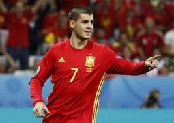 Football: Morata should not be compared to Drogba - Conte