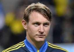 Football: Swedish midfielder Kim Kallstrom retires
