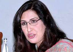 Shehla Raza to act as Speaker Sindh Assembly from Dec 16-24