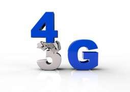 3G/4G users reach million in Pakistan