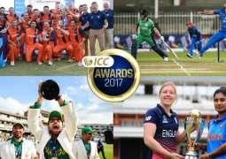 پاکستان دا چیمپئنز ٹرافی جِتنا آئی سی سی دے بہترین مومنٹ دا حصہ بن گیا