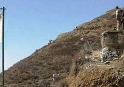 افغانستان ولوں پاکستانی چیک پوسٹ اُتے فائرنگ، 3اہلکار شہید