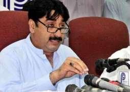 پشاور ہائی کورٹ نے وزیر اعلا خیبرپختونخوا ولوں ایم پی اے ضیاء اللہ آفریدی دے فنڈز روکن دا فیصلا کالعدم قرار دے دتا