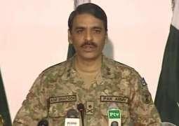 افغانستان دی جنگ ہن امریکا تے اوہناں دے اتحادیاں نے لڑنی اے: میجر جنرل آصف غفور