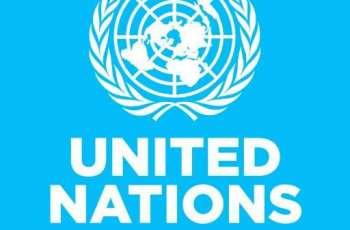 اقوام متحدہ ءِ جنرل اسمبلی ءَ اقوام متحدہ ءُ او آئی سی ءِ درنیامءَ کمکء ُ سیادی ءِ ھوالگءَ تپاک نامہ مزنیں کساسے ءَ چہ منگ بوتگ
