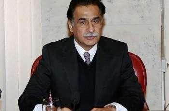 رئيس البرلمان الباكستاني يؤكد حرص باكستان على توسيع المزيد من روابطها مع فرنسا