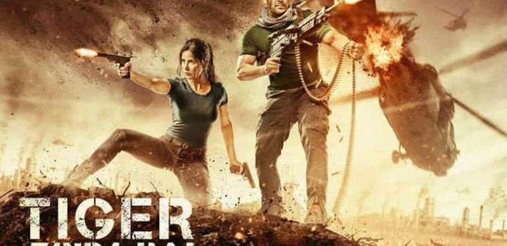 """بھارتی فلم """" ٹائیگر زندہ ہے """" دی پاکستان اچ ریلیز تے پابندی"""