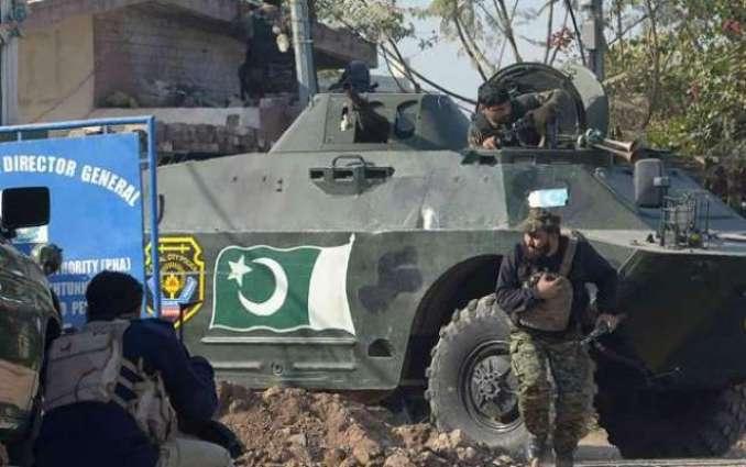 پشاور زرعی یونیورسٹی دُکھانت:حملے وچ ورتے جان والے رکشے دی نمبر پلیٹ تے چیسی نمبر جعلی