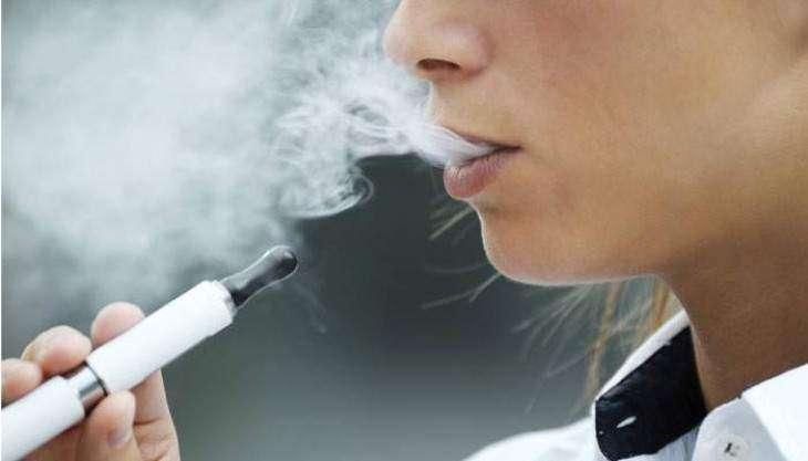 E-cigarettes may lead to increased tobacco use