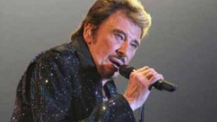 France to pay 'national homage' to rocker Johnny Hallyday