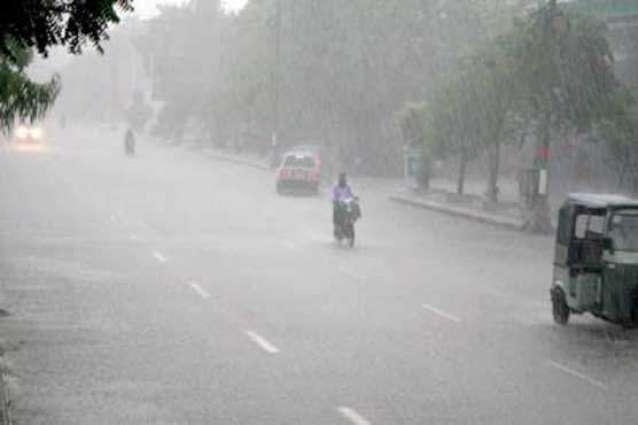 Rain Turns Weather Cold In Karachi | Pakistan Point