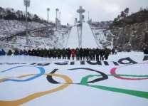 جنوبی تے شمالی کوریا پہلی واری سانجھی اولپمک ٹیم بنڑاونڑ تے راضی