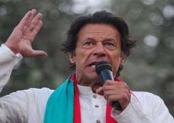 Imran claims PTI to come into power this year
