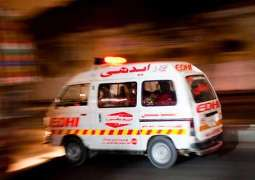 hree dead, three injured in Sargodha road mishaps