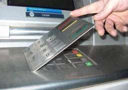 Million of rupees withdrawn through ATMs skimming