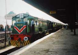 Passenger train service between Pak and Iran to be restored before Muharram