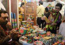 3-day exhibition of arts, crafts